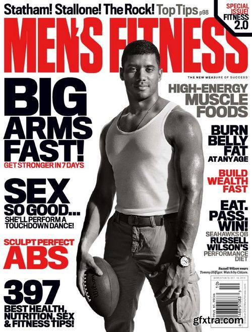 Men\'s Fitness USA - October 2013
