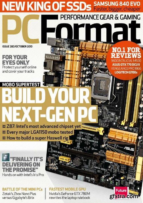 PC Format - October 2013