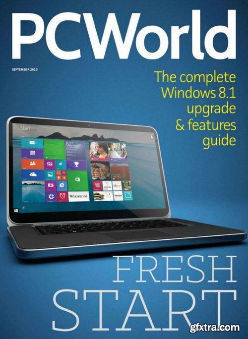 PC World USA - September 2013