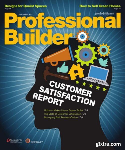 Professional Builder - September 2013
