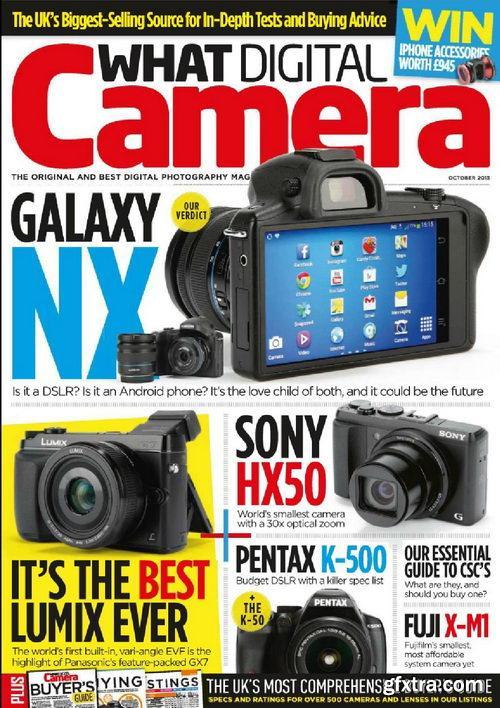 What Digital Camera - October 2013