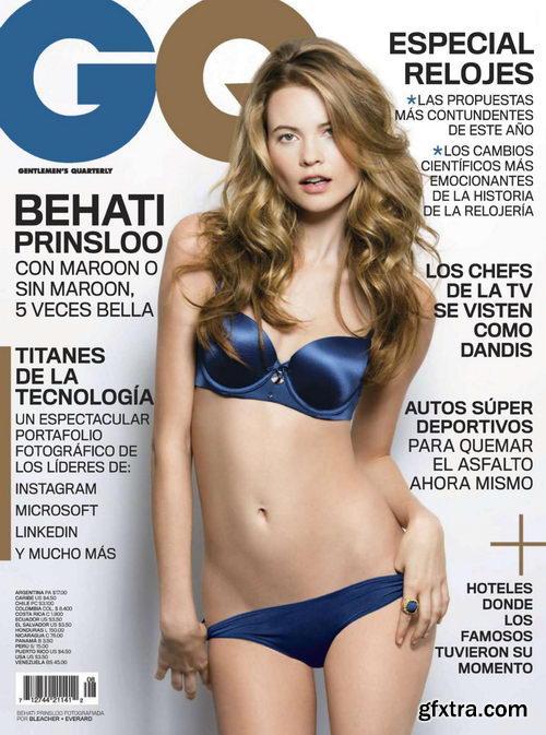 GQ Mexico - September 2013