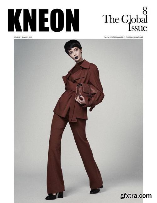 KNEON Magazine issue #08 2013