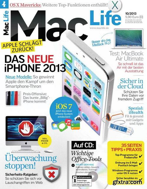 Mac Life Oktober 10/2013
