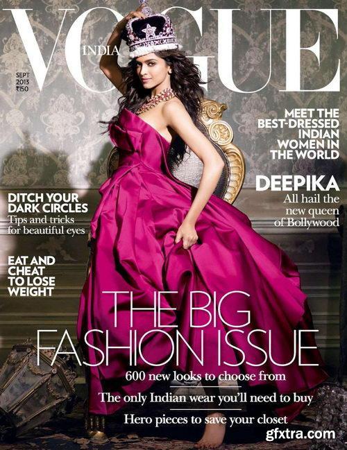 Vogue India - September 2013