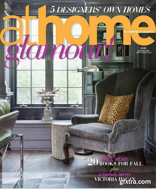 Athome Magazine - September 2013