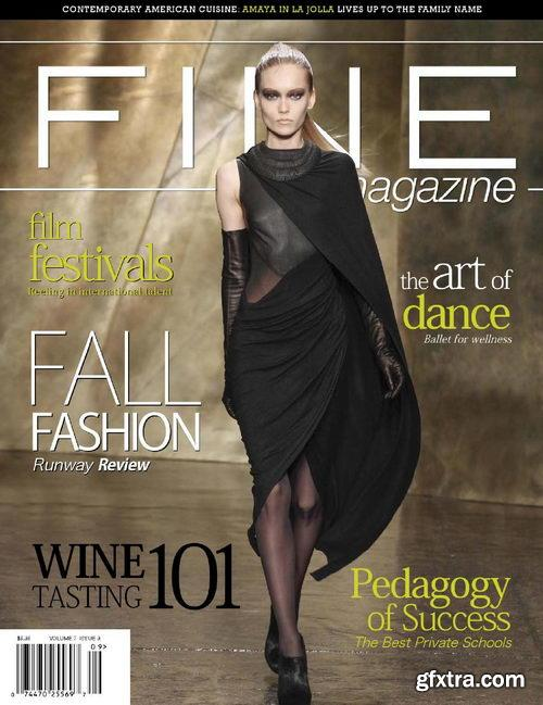 Fine magazine Volume 7 Issue 9
