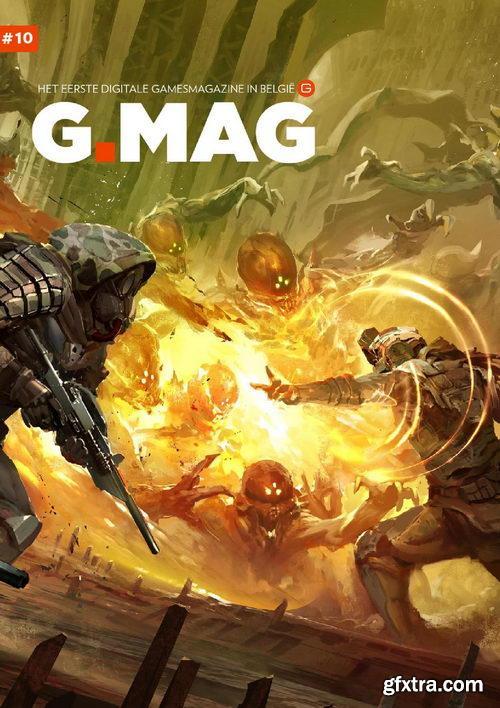 G.Mag #10 - September 2013