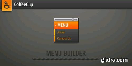 CoffeeCup Menu Builder 1.0 Retail