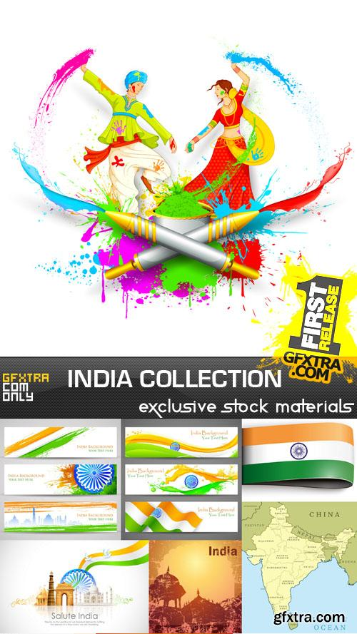 India Collection - 25 EPS