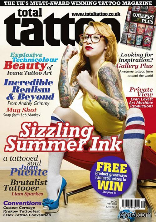 Total Tattoo - October 2013