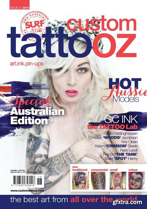 Custom Tattooz - Issue 27