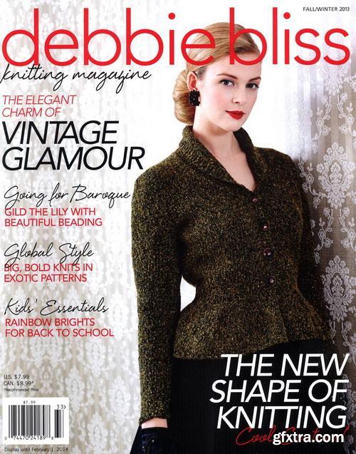Debbie Bliss - Knitting Magazine - Fall/Winter 2013