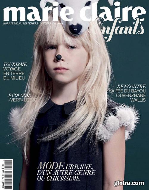 Marie Claire Enfants N 7 - Septembre/Octobre 2013