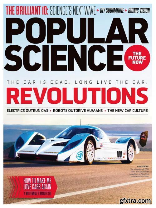 Popular Science USA - October 2013