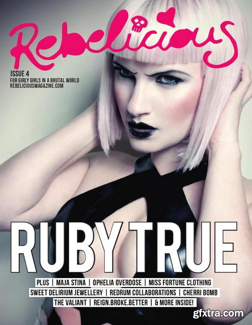 Rebelicious - Issue 4