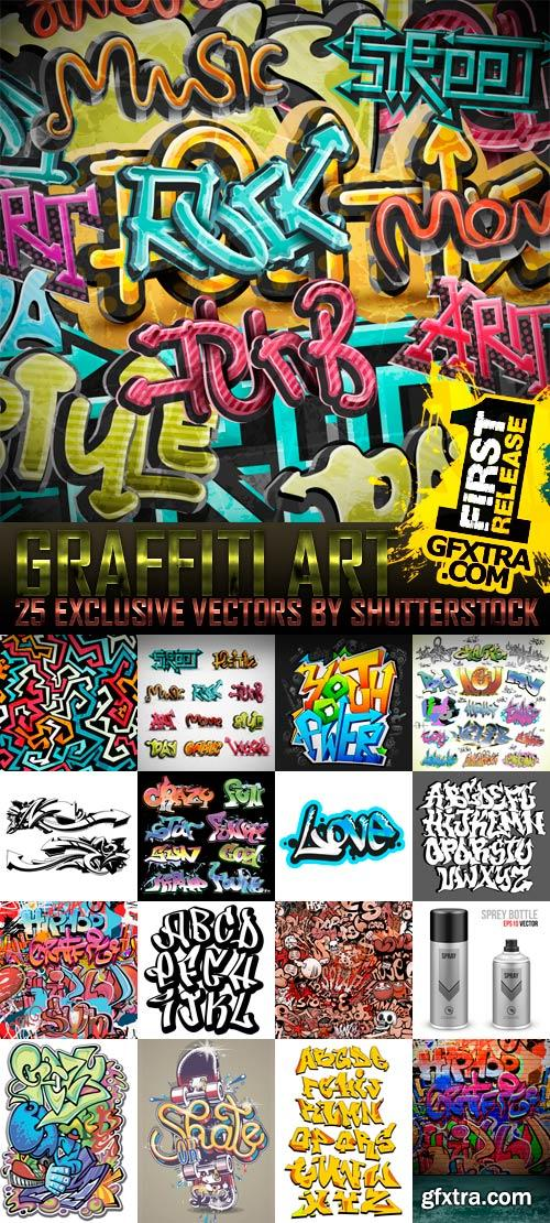 Amazing SS - Graffiti Art, 25xEPS