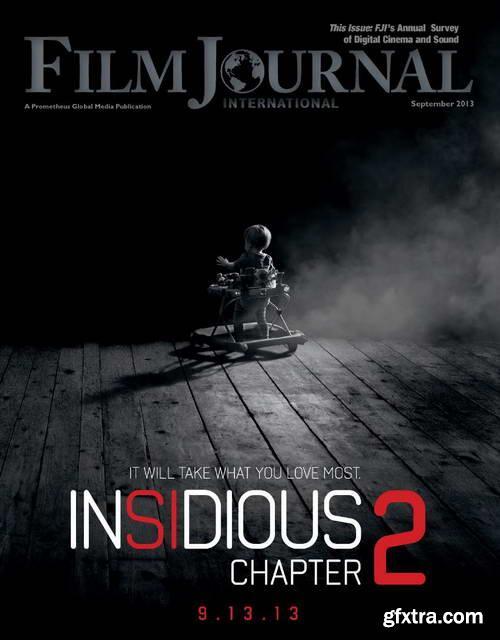 Film Journal International - September 2013