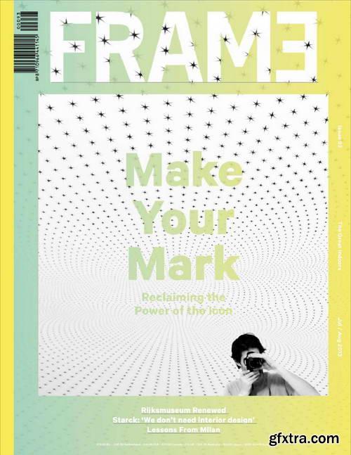 Frame Magazine July/August 2013