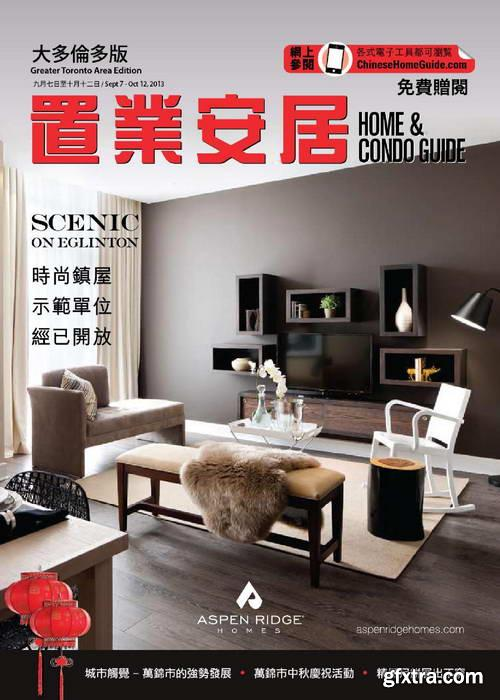 GTA Chinese Home & Condo Guide - 7 September 2013