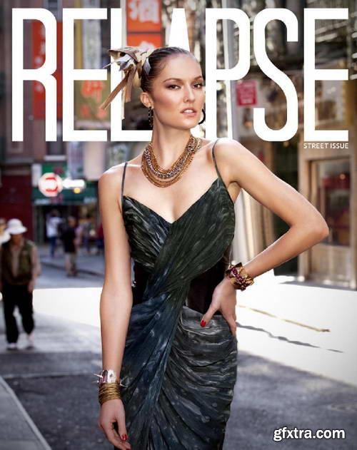 Relapse - July 2013 - The Street Issue