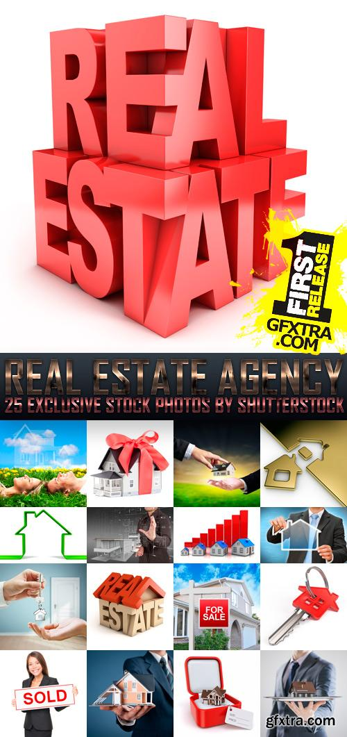 Amazing SS - Real Estate Agency, 25xJPGs