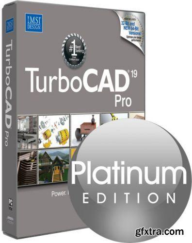 IMSI TurboCAD Professional Platinum 20.1 Build 32.4 (x86/x64)