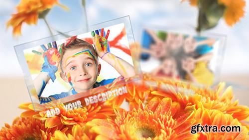 Videohive Sunny Flowers
