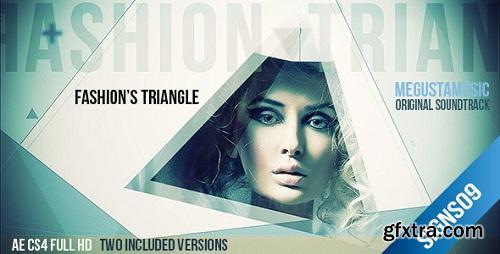Videohive - Fashion's Triangle 2599396
