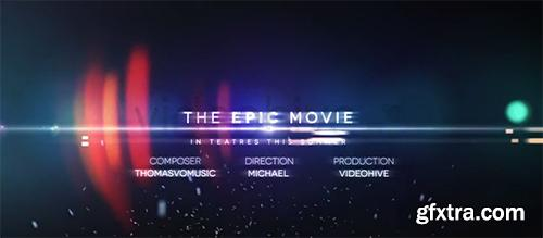 Videohive Hades Trailer