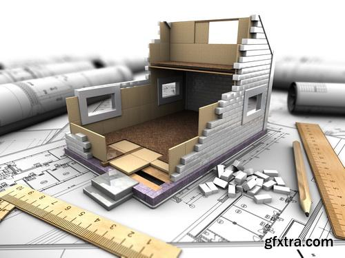 Amazing SS - 3d building model 4, 31xJPGs