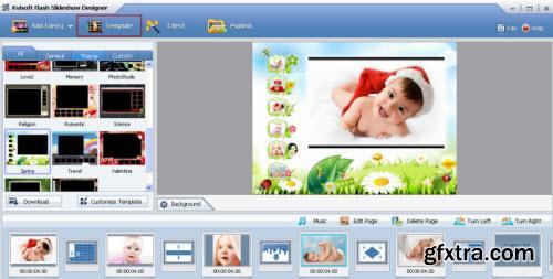 Kvisoft Flash Slideshow Designer 1.6.0