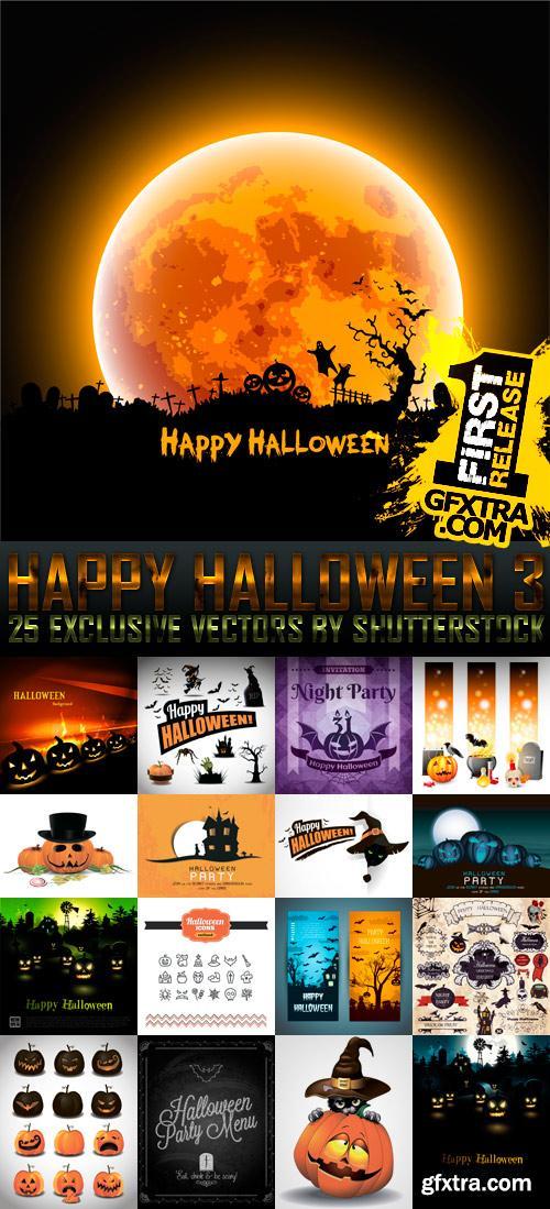 Amazing SS - Happy Halloween 3, 25xEPS