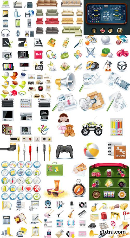 Design icons collection