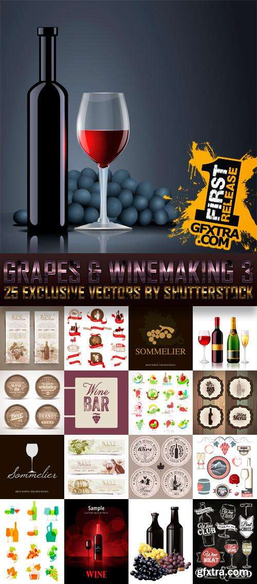 Amazing SS - Grapes & Winemaking 3, 25xEPS