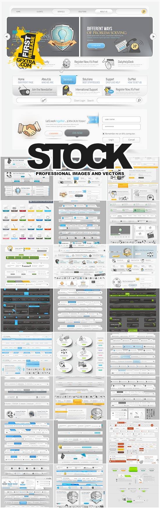 Juicy Vector Design - 25x EPS