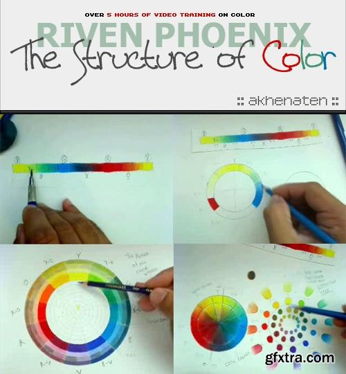 Riven Phoenix - The Structure of Color