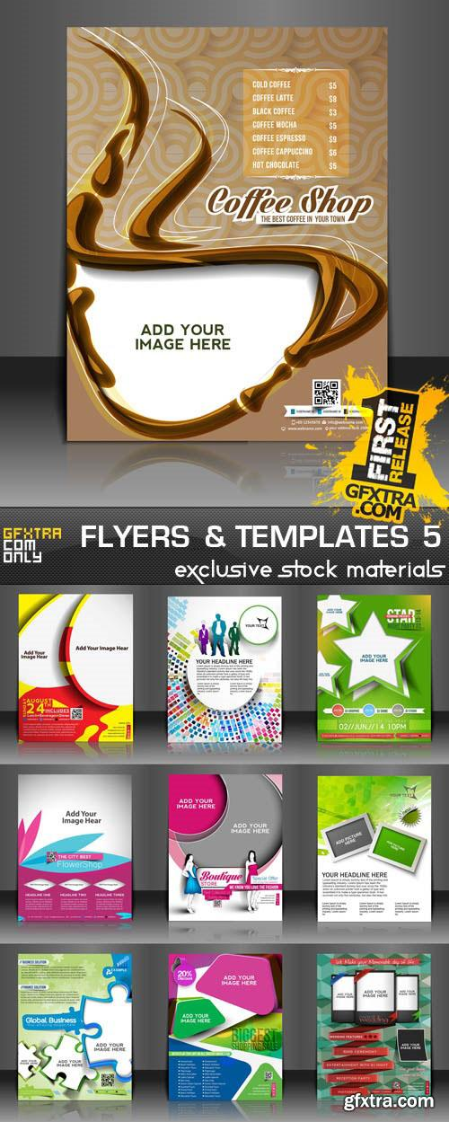 Flyers and Templates vol.4