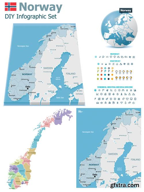 Maps of the states 25xeps vector photoshop psdafter effects maps of the states 25xeps gumiabroncs Choice Image