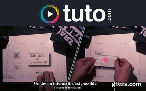 Tuto Dessin Interactif avec After Effects CS4