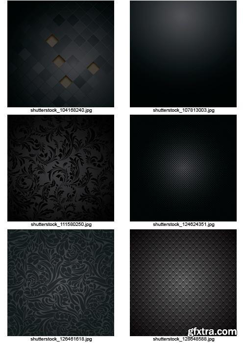 Amazing SS - Black Background, 25xEPS