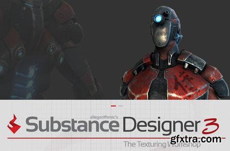 Allegorithmic Substance Designer 3.7.0 Build 12723 Portable