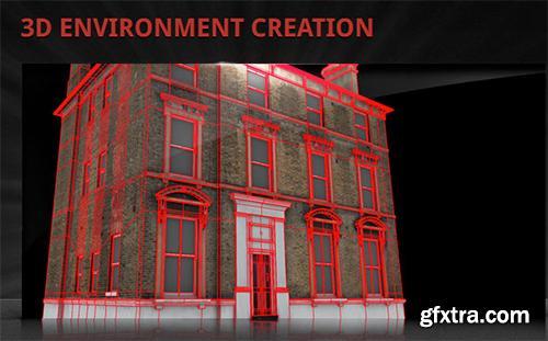CGWorkshops - 3D Environment Creation