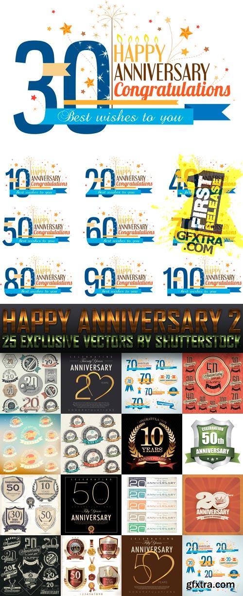 Amazing SS - Happy Anniversary 2, 25xEPS