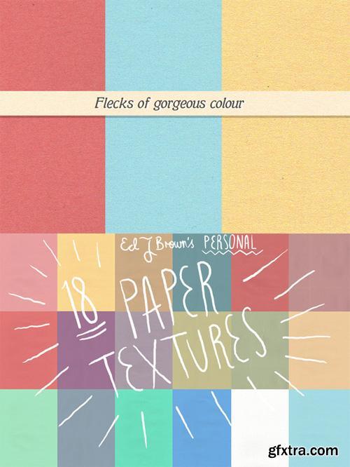 18 Super Duper Paper Textures