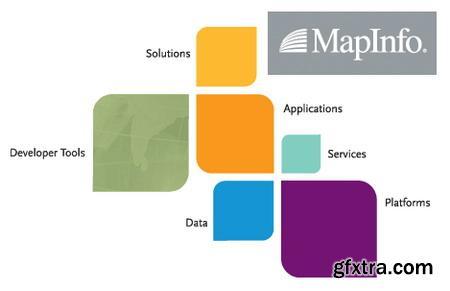 Pitney Bowes MapInfo Pro 12.0.0 build 16