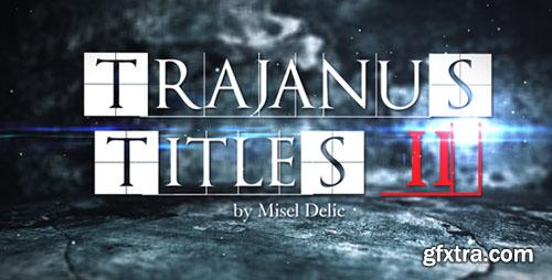 Videohive - Trajanus Titles 2 - Trailer 162427