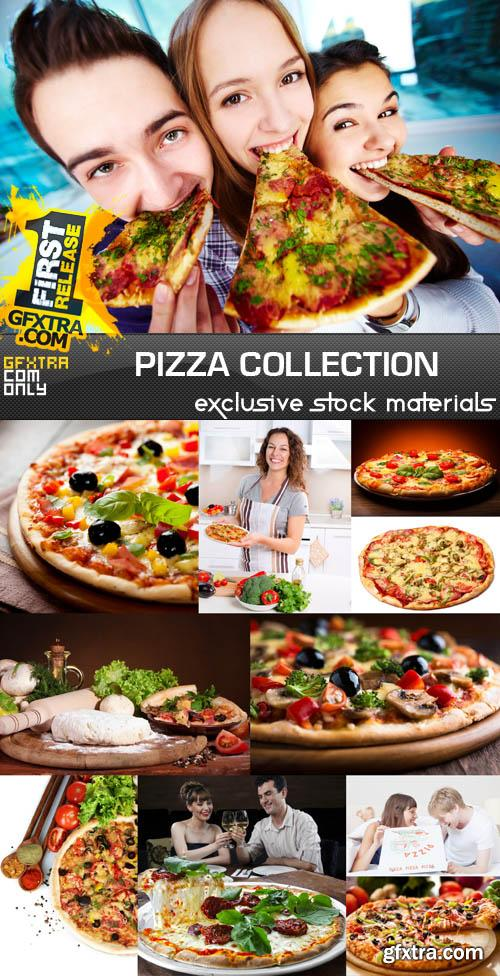 Pizza collection 25 UHQ