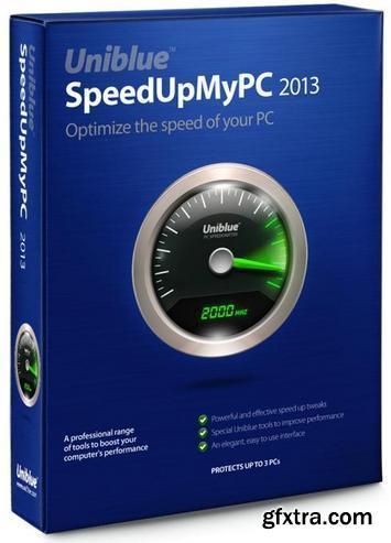 Uniblue SpeedUpMyPC 2013 5.3.10.0 Multilanguage