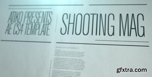 Videohive - Shooting Mag 3101815